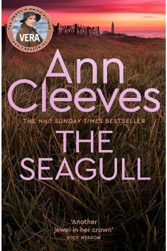 Vera Stanhope #08: The Seagull
