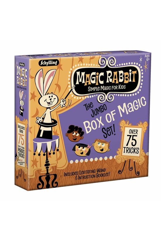 Magic Rabbit Jumbo Box Of Magi...