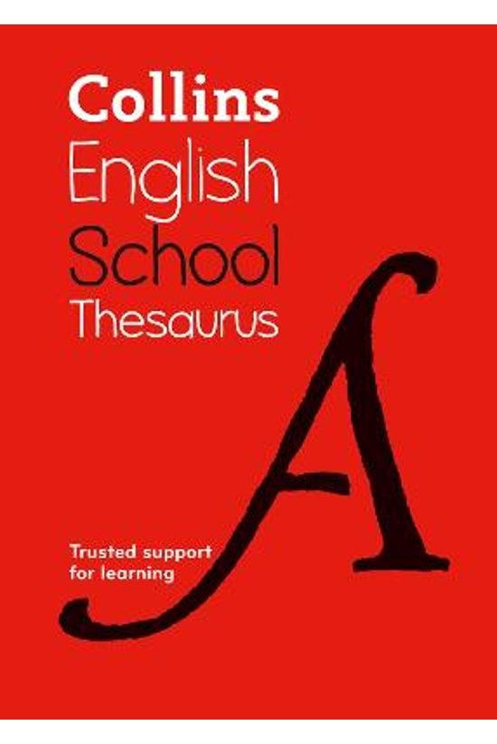 Collins English School Thesaur...
