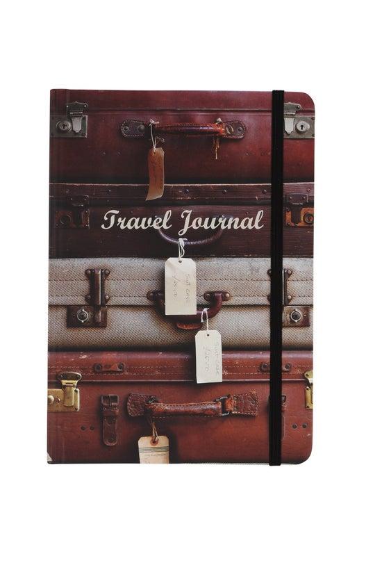 Whsmith Travel Journal A5 Vint...