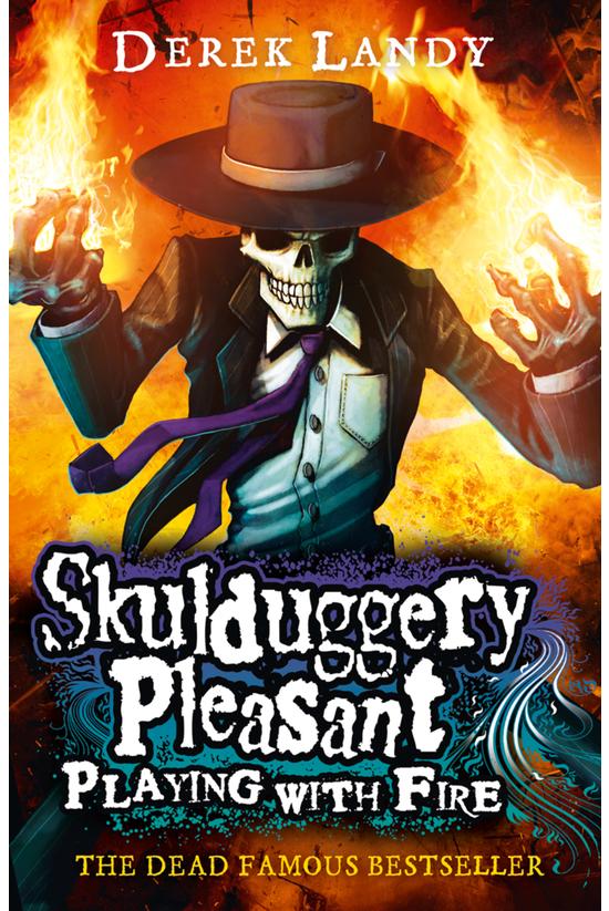 Skulduggery Pleasant #02: Play...