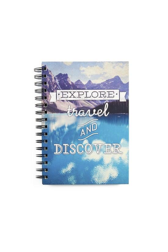 Whsmith A5 Travel Journal Expl...