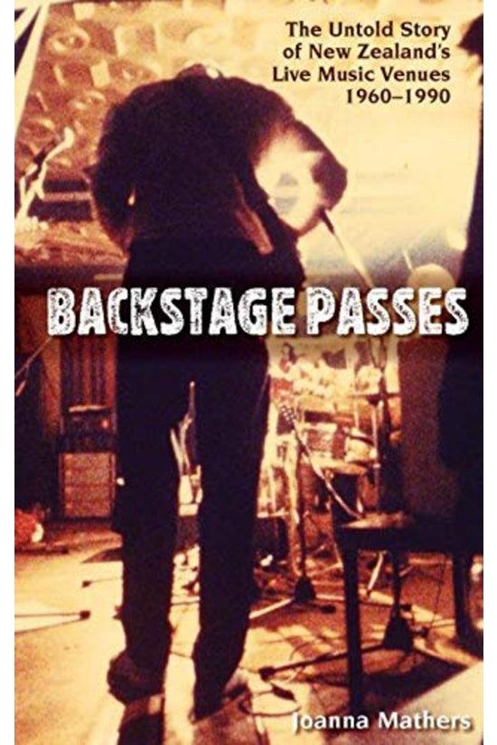 Backstage Passes