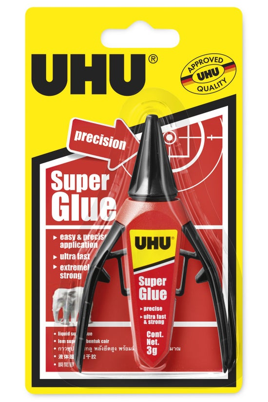 Uhu Super Glue Precision Bottl...