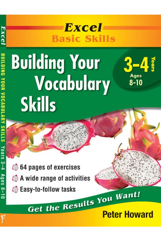 Excel Basic Skills Years 3-4 B...