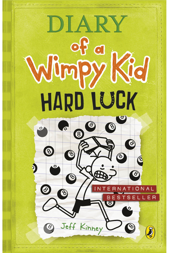 Diary Of A Wimpy Kid #08: Hard...