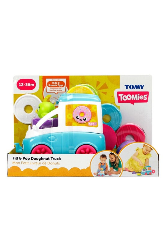 Tomy Toomies Fill & Pop Sn...