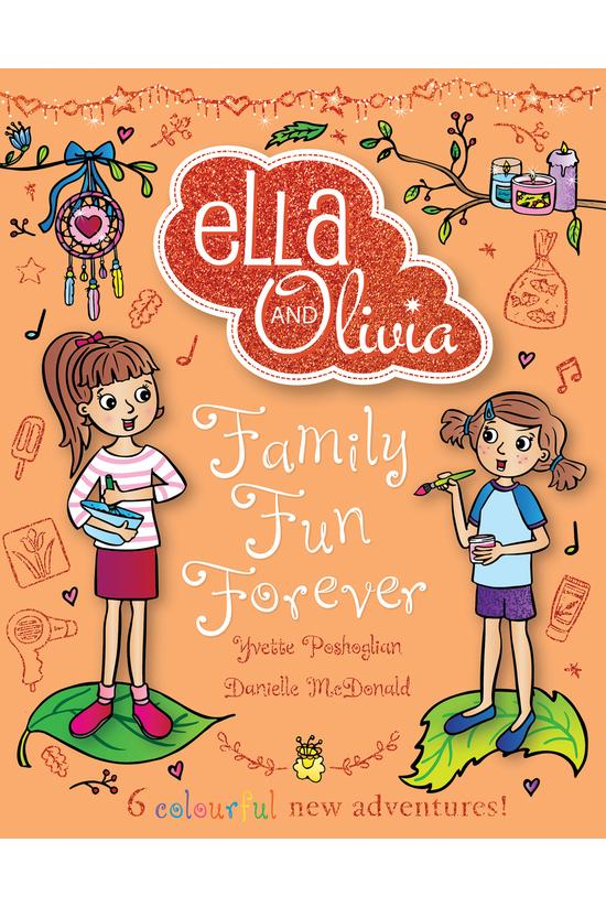 Ella & Olivia Treasury #05...