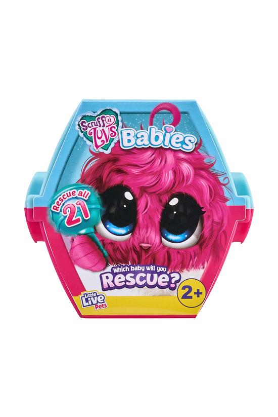 Scruff-a-luvs Babies Series 5 ...