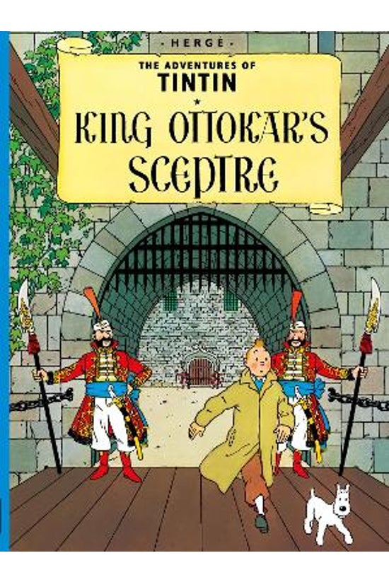 Tintin: King Ottokars Sceptre