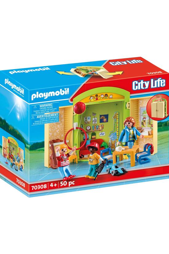 Playmobil Preschool Play Box 7...