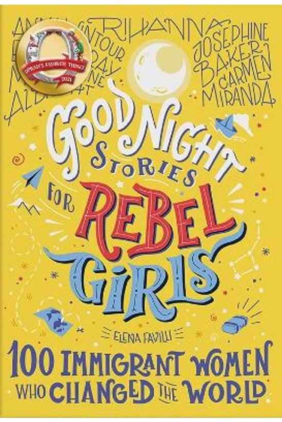 Good Night Stories For Rebel G...