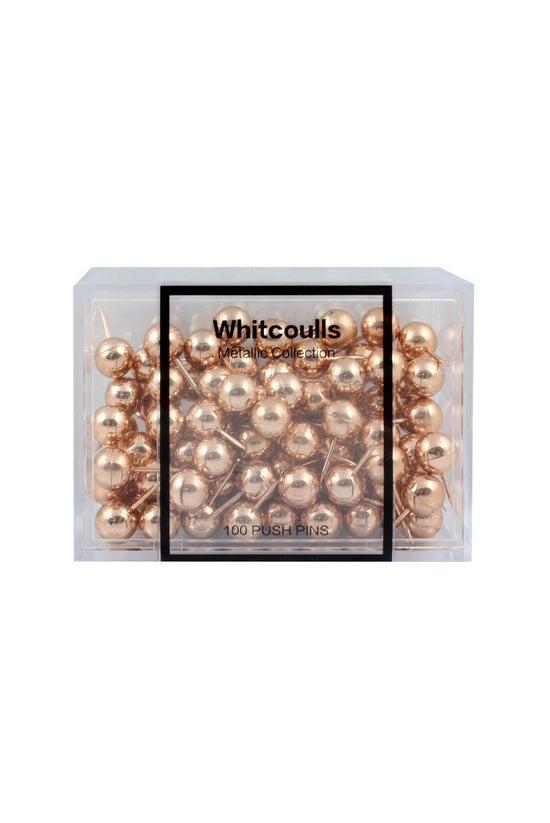 Whitcoulls Push Pins Round Ros...