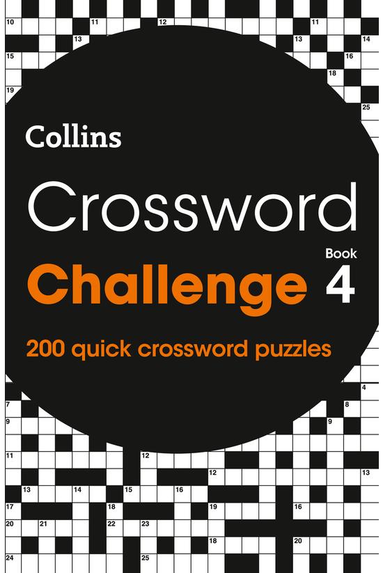 Crossword Challenge Book 4