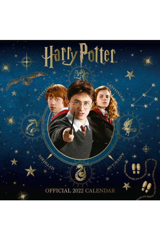2022 Wall Calendar Harry Potte...