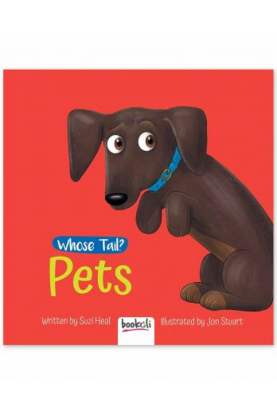Whos Tail?: Pets