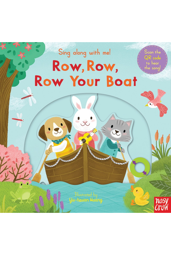 Sing Along With Me! Row, Row, ...