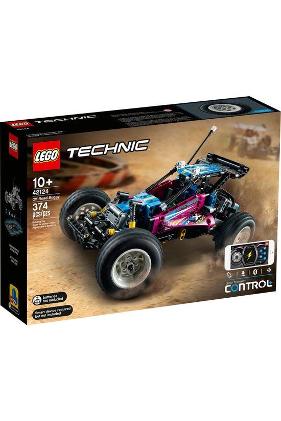Lego Technic: App-controlled O...