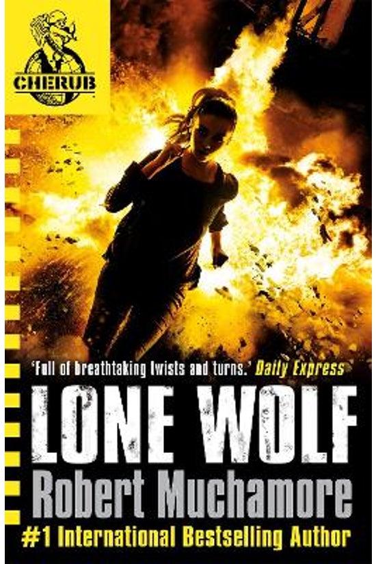 Cherub: Aramov #04: Lone Wolf