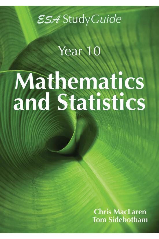 Sg Esa Year 10 Mathematics And...
