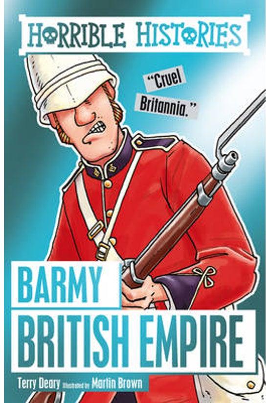 Horrible Histories: Barmy Brit...