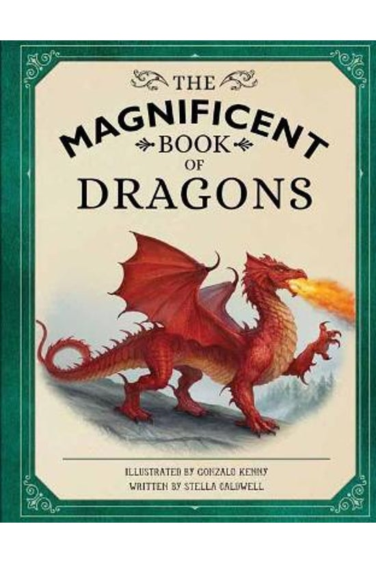 The Magnificent Book Of Dragon...