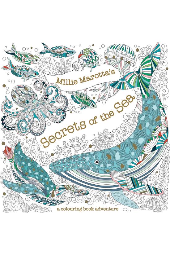 Millie Marotta's Secrets Of Th...