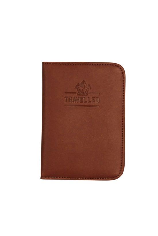Passport Holder Well Travelled...