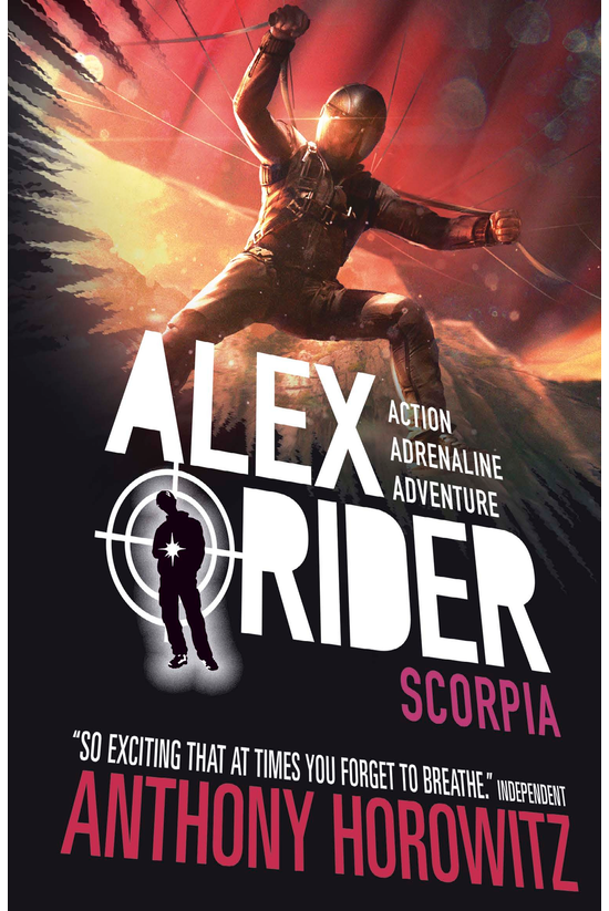 Alex Rider #05: Scorpia