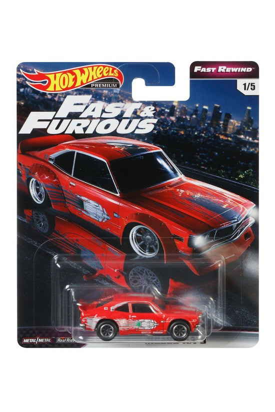 Hot Wheels Fast & The Furi...