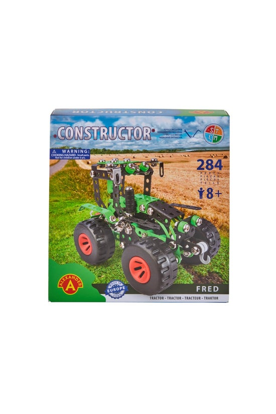 Constructor Fred Tractor Kit