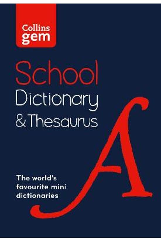 Gem School Dictionary & Th...