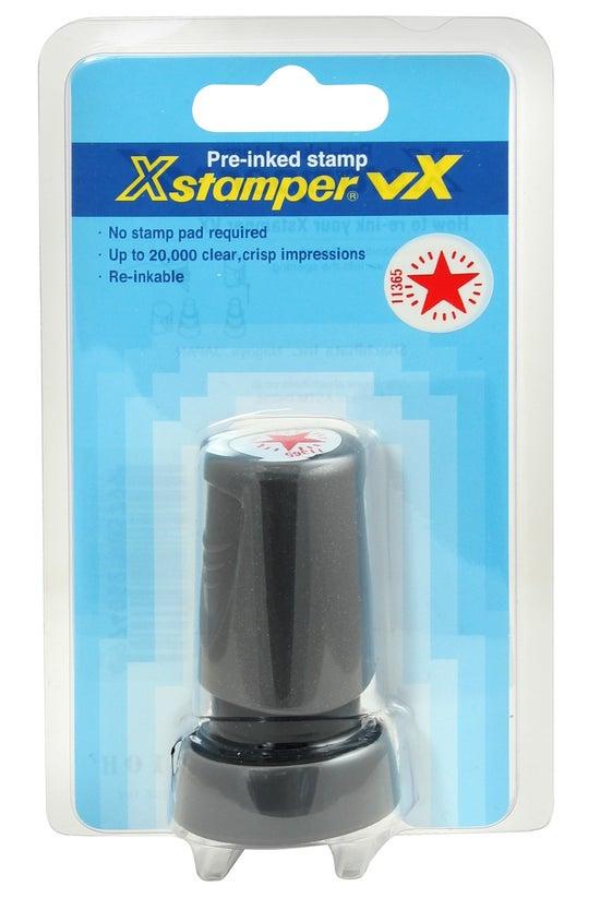 Xstamper 11365 Twinkle Star Re...