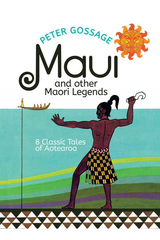 Maui And Other Maori Legends: ...
