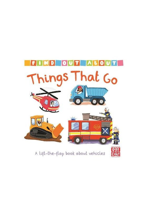 Find Out About: Things That Go