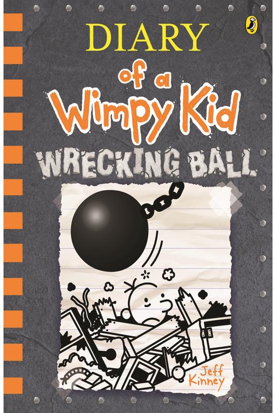 Diary Of Wimpy Kid #14: Wrecki...
