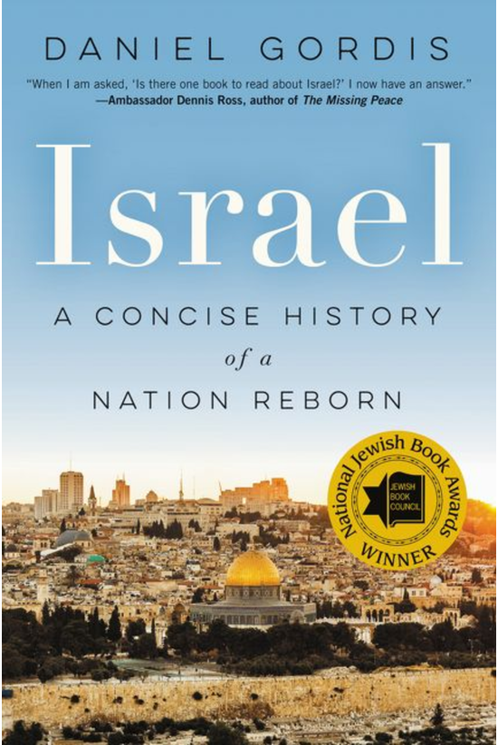 Israel: A Concise History Of A...