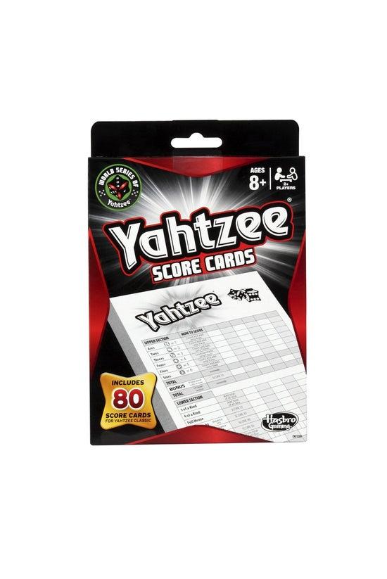 Yahtzee Original Score Pads