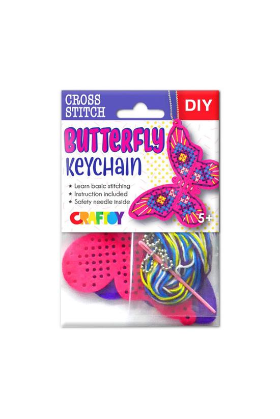 Cross Stitch Key Chain Mini Pa...