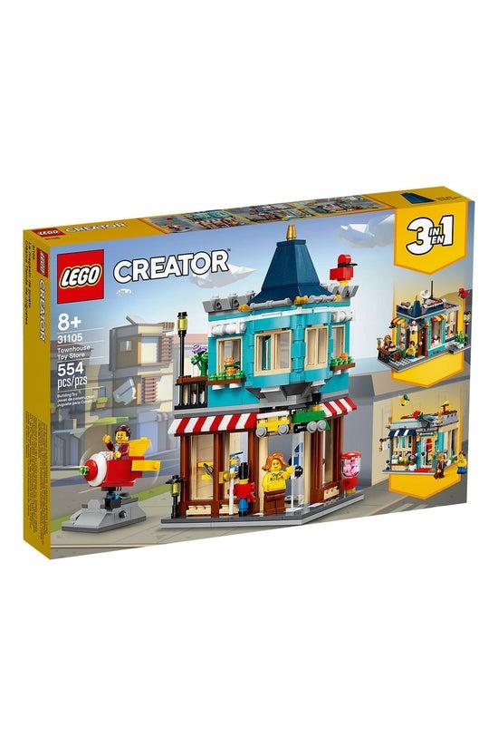 Lego Creator: 3-in-1 Townhouse...