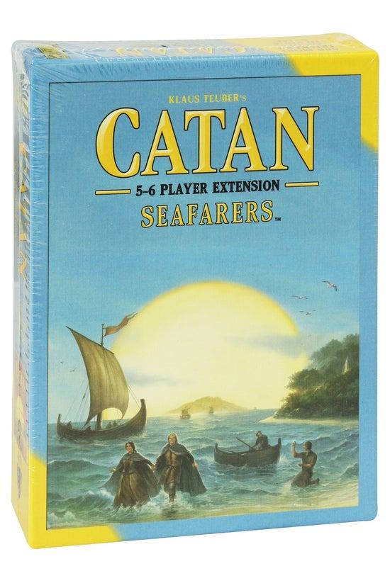 Catan: Seafarers 5-6 Player Ex...