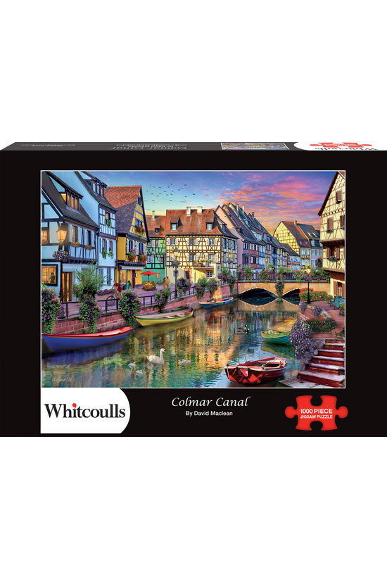 Whitcoulls 1000 Piece Jigsaw C...