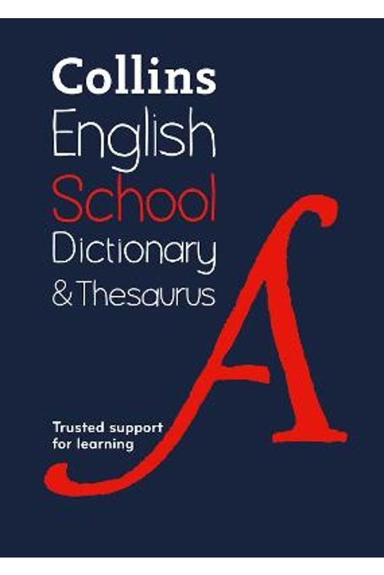 Collins School Dictionary &...