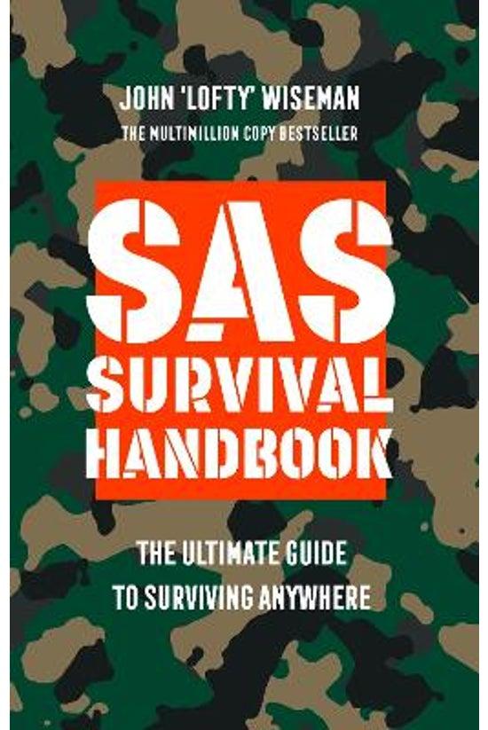 Sas Survival Handbook: The Def...