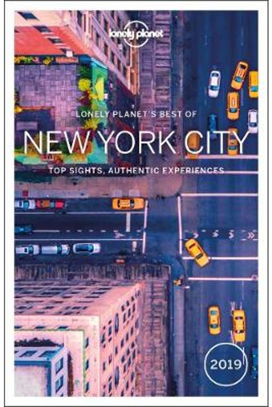 Lonely Planet Best Of New York...