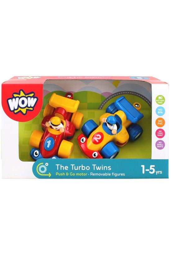 Wow The Turbo Twins
