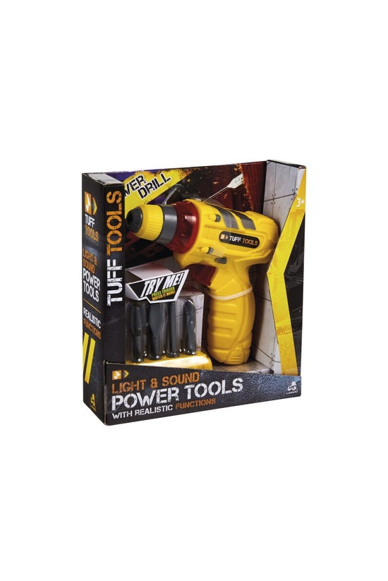 Tuff Tools Compact Power Tools...