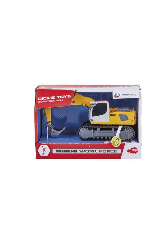 Dickie Toys Liebherr Work Forc...