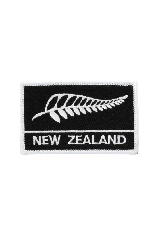 Nz Souvenirs Embroidered Patch...