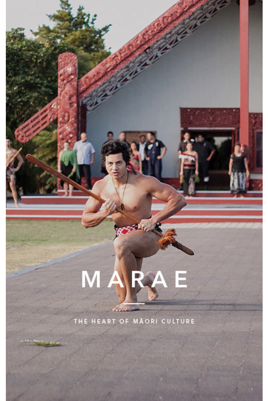 Marae: The Heart Of Maori Cult...